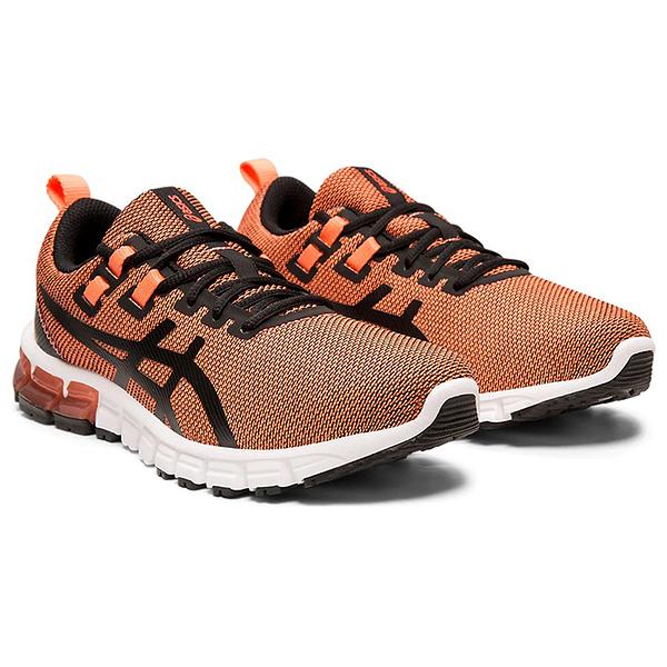 ASICS 19FW 進階 女慢跑鞋 Quantum 90 MUD系列 B楦 1022A120-700 贈1襪【樂買網】
