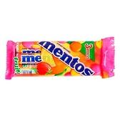 曼陀珠Mentos-綜合水果口味36.5g x3入【愛買】