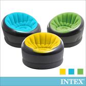 INTEX帝國星球椅112x109x高69cm-3色可選(66582)芥末黃