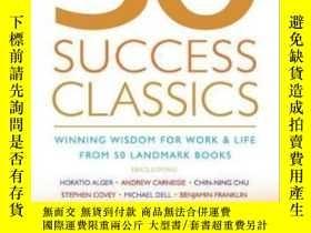 二手書博民逛書店50罕見Success ClassicsY255174 Tom