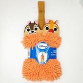 日本 OKA Disney 迪士尼 奇奇-蒂蒂造型 速乾擦手巾(可掛式)(4071) -超級BABY