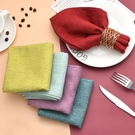 口布餐巾布折花酒店西餐巾布