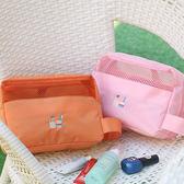 ♚MY COLOR♚多功能收納旅行包 旅行 出國 出遊 運動 手提 通用 口袋 收納 置物【P307】