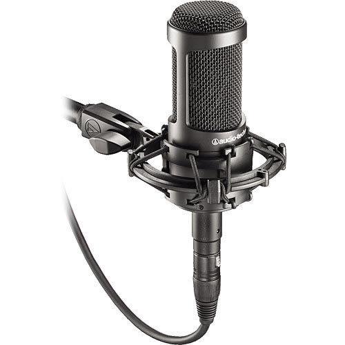 【WowLook】全新 鐵三角 Audio-Technica AT2035 電容式麥克風