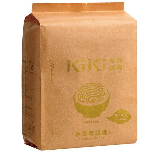 KIKI椒香麻醬拌麵575G【愛買】