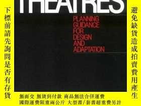 二手書博民逛書店Theatres:罕見planning guidance for