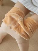 打底褲襪 秋冬光腿打底褲女裸感加絨加厚外穿神器肉色薄款膚秋褲黑保暖連襪【快速出貨】