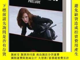 全新書博民逛書店MarvelsBlack Widow Prelude 英文原版 漫威 黑寡婦前傳 Marvel Comics Pe