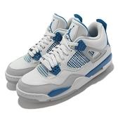 Nike Golf Air Jordan 4 高爾夫球鞋 IV G 男鞋 AJ4 軟釘 白 藍 限量 【ACS】 CU9981-101