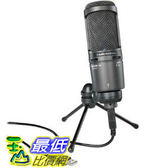 [美國直購] Audio-Technica 話筒 AT2020USB PLUS Cardioid Condenser USB Microphone $6823