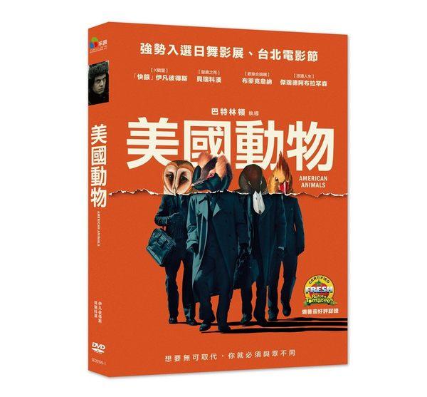美國動物 DVD | OS小舖