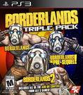 PS3 Borderlands Triple Pack 邊緣禁地 三部曲(美版代購)