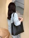 潮女大包包 包包女大容量單肩斜挎托特包新款潮百搭大學生上課通勤手提包【快速出貨八折鉅惠】