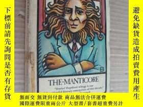 二手書博民逛書店維斯罕見The Manticore by Robertson D