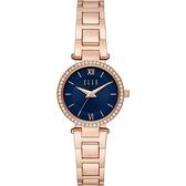 【ELLE】/雅典娜晶鑽腕錶(男錶 女錶 Watch)/ELL25015/台灣總代理原廠公司貨兩年保固