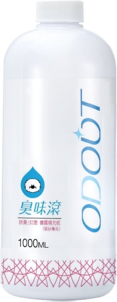 *WANG*臭味滾《寵物環境專用 除臭 抑菌噴霧瓶》貓砂專用 補充瓶1000ml