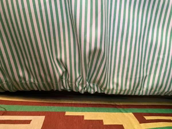 LOWDEN客製化床包夏日涼爽款-Coleman 21934Durarest Queen氣墊床 露營床 睡墊 床包(免運優惠中)