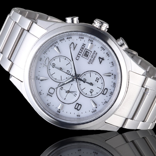 星辰 CITIZEN GET'S系列清新時尚計時腕錶 CA0650-82A