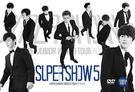 SUPER JUNIOR WORLD TOUR in SEOUL SUPER SHOW 5  台壓繁體中文字幕版 DVD  (音樂影片購)