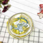 【KP】蛋黃哥 圓形透明零錢包 包包 收納 正版日本進口授權 4901610048382
