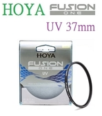 【聖影數位】HOYA 37mm Fusion One UV 抗紫外線保護鏡 取代HOYA PRO1D系列