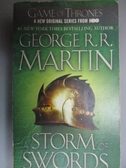 【書寶二手書T5/原文小說_HOA】A Storm of Swords_George R. R. Martin