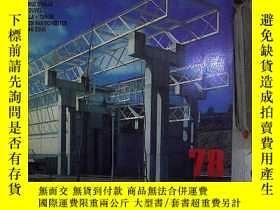 二手書博民逛書店GA罕見DOCUMENT 世界の建築 78(日文雜誌)Y180897
