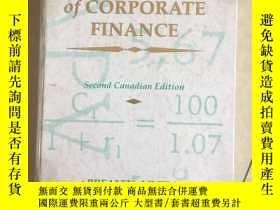 二手書博民逛書店principles罕見of corporate finance(加拿大版第二版)Y439550 斯裏爾