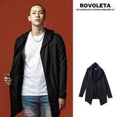 舒適連帽罩衫外套【NM-117-3203】(ROVOLETA)