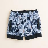 【金安德森】KA動物印花束口短褲(共二色)