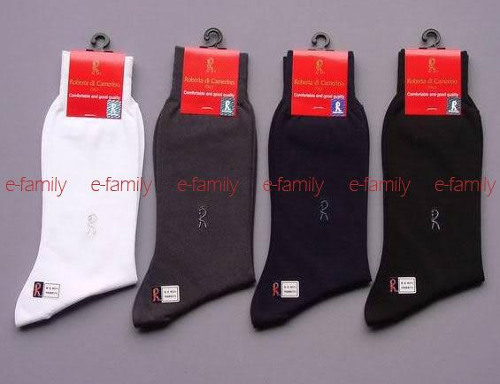 諾貝達單面刺繡紳仕襪R-9700(台灣製)3雙入
