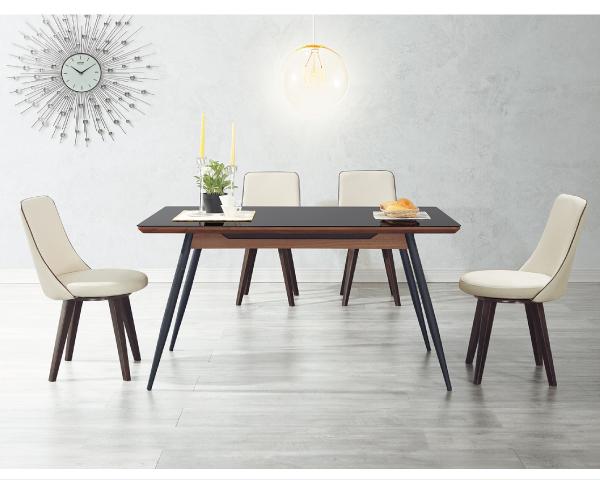 餐椅【YUDA】瑪莎 旋轉椅/休閒椅/書桌椅 S9Y 254-15