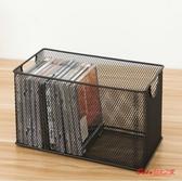 CD收納盒 CD盒收納盒 光盤盒 精品辦公收納盒大容量收納盒 2色 快速出貨