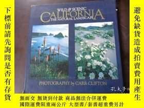 二手書博民逛書店Wild罕見& Scenic California: The N