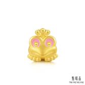 點睛品 Charme 青蛙王子 黃金串珠