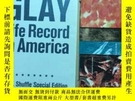 二手書博民逛書店GLAY罕見Life Record in America 贈品4本畫冊Y244862 株式會社