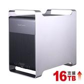 Digifusion 伽利略 USB3.2 Gen1 + eSATA 5層抽取式 RAID 硬碟外接盒 全鋁+磁吸面板 35D-U3E5RM