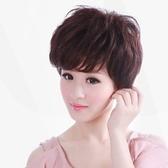假髮(短髮)-時尚成熟魅力斜瀏海女假髮2色73em48【時尚巴黎】