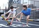 四輪滑板初學者兒童男孩女3-6-12歲以上8-10滑滑小孩14專業滑板車 【快速出貨】