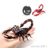 遙控電子蠍子創意新奇整蠱模擬動物玩具送朋友生日禮物 美斯特精品