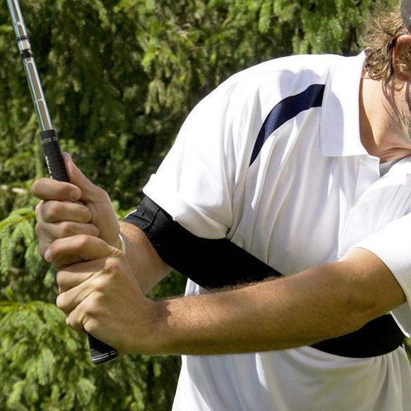 高爾夫揮桿動作糾正帶 固定手臂