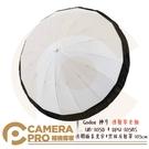 ◎相機專家◎ Godox 神牛 UB-105D 透明柔光傘 + DPU-105BS 黑銀反射罩 105cm 套組 公司貨