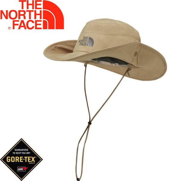 【The North Face GORE-TEX圓盤帽《卡其》】3FGA/大盤帽/防風帽/防曬帽★滿額送