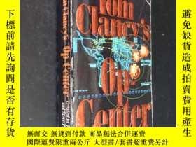二手書博民逛書店Tom罕見Clancy s Op-CenterY5919 見圖