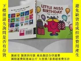 二手書博民逛書店little罕見miss birthday:生日小小姐Y212829