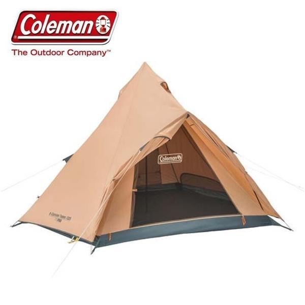 日本【Coleman】印地安三角帳 2000031572