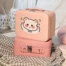 可愛大容量化妝包超大2021新款少女便攜高級感高顏值收納盒手提箱 蘿莉新品