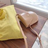 簡約貝殼包新款ins超火包翻蓋單肩包斜背包可愛學生休閒女包「爆米花」