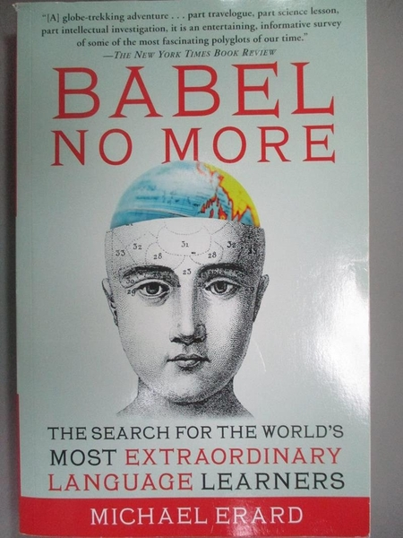 【書寶二手書T6/歷史_KKV】Babel No More: The Search for the World's Mo