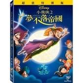【迪士尼動畫】小飛俠 2:夢不落帝國 DVD